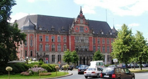 Gebäude: Kaiserliche Post, Hauptpost, Telekom-Niederlassung