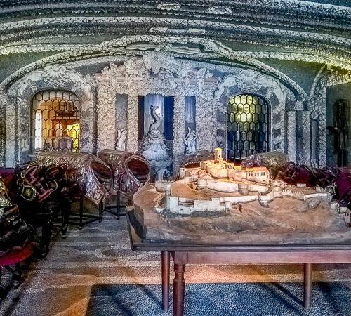 Borromäischen Inseln, Isola Bella, Grotte Palast
